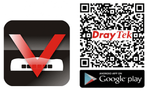 Mobile Applications to Remotely Access and Manage DrayTek
